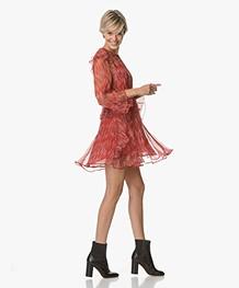 Rag & Bone Agnes Leren Boots - Zwart