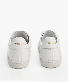 ANINE BING Lily Sneakers - White