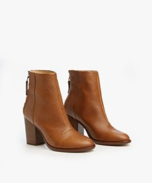 Rag & Bone Ashby Ankle Boots - Tan