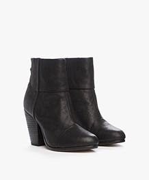 Rag & Bone Classic Newbury Ankle Boots - Zwart