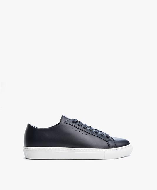 Filippa K Kate Low Sneakers - Bright Navy