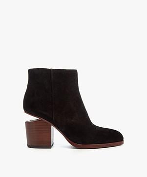 Alexander Wang Chaussures Noires Avec Entrée Pour Femmes BthwvVe