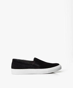 Filippa K Emma Slip-on Shoe - Black