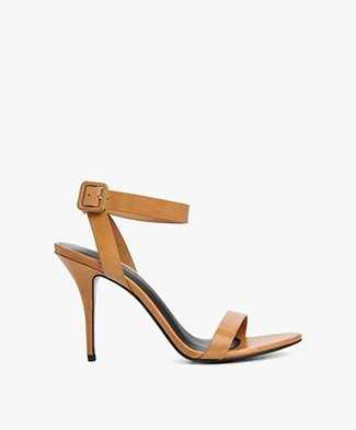 Alexander Wang Atalya High Heel Sandal - Natural