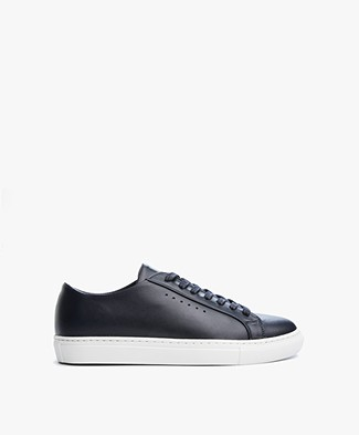 Filippa K Kate Low Sneakers - Bright Navy