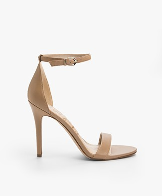 Sam Edelman Amee Heeled Sandals - Bare Nude