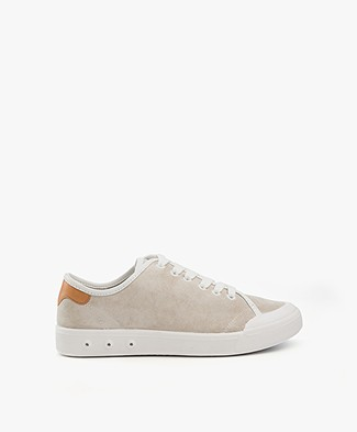 Rag & Bone Standard Issue Lace Up Sneakers - Light Grey