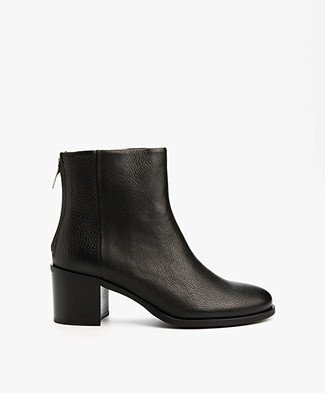 Filippa K Nicky Zip Boot - Black