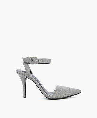 Alexander Wang Lovisa Felted Pumps