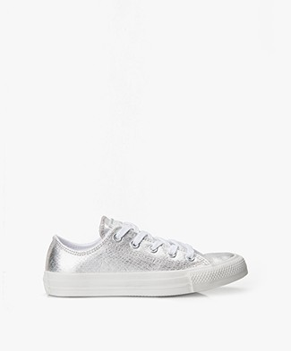 Converse All Star Ox Silver