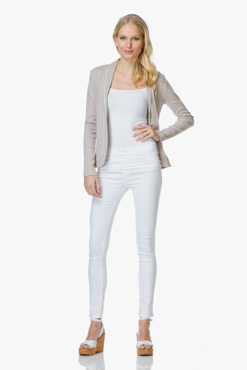 Shop the look luchtig en clean perfectly basics for Nu trend cleaners