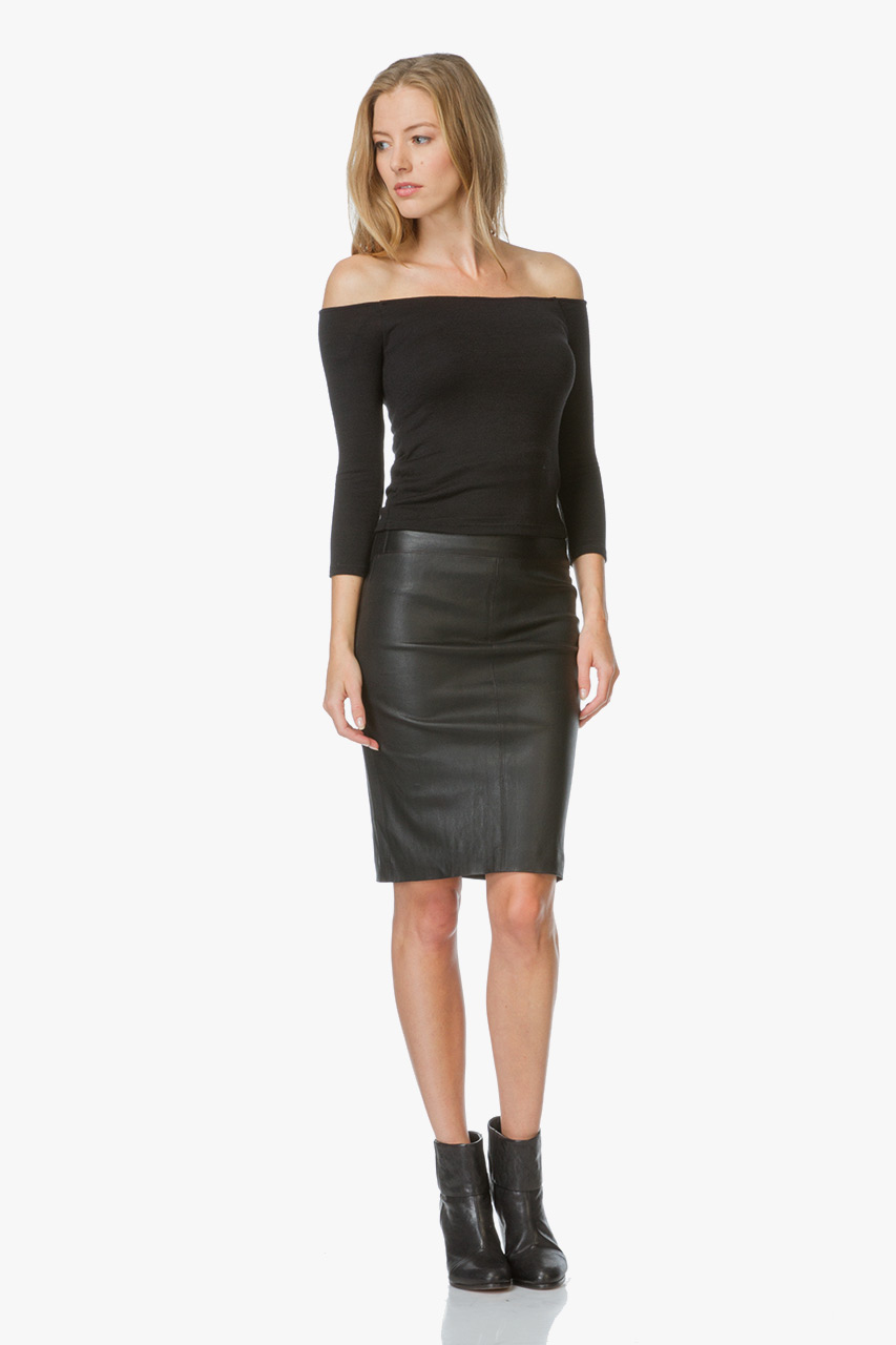 Shop The Look Ultra Feminine Black Style Perfectly Basics