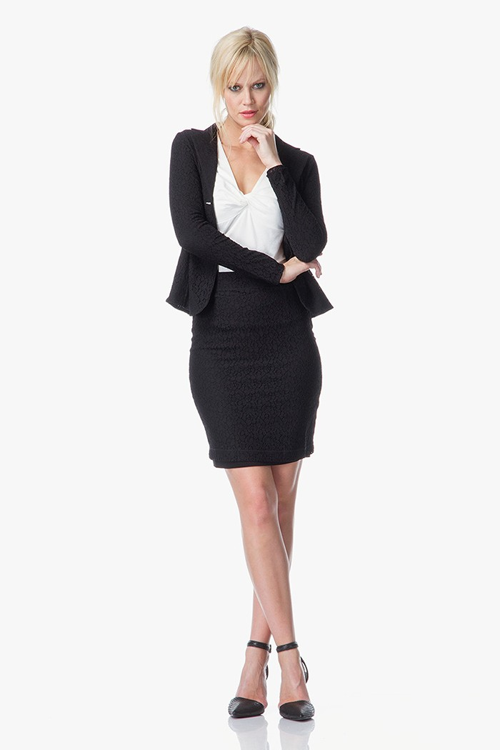 Shop The Look New Office Look Perfectly Basics