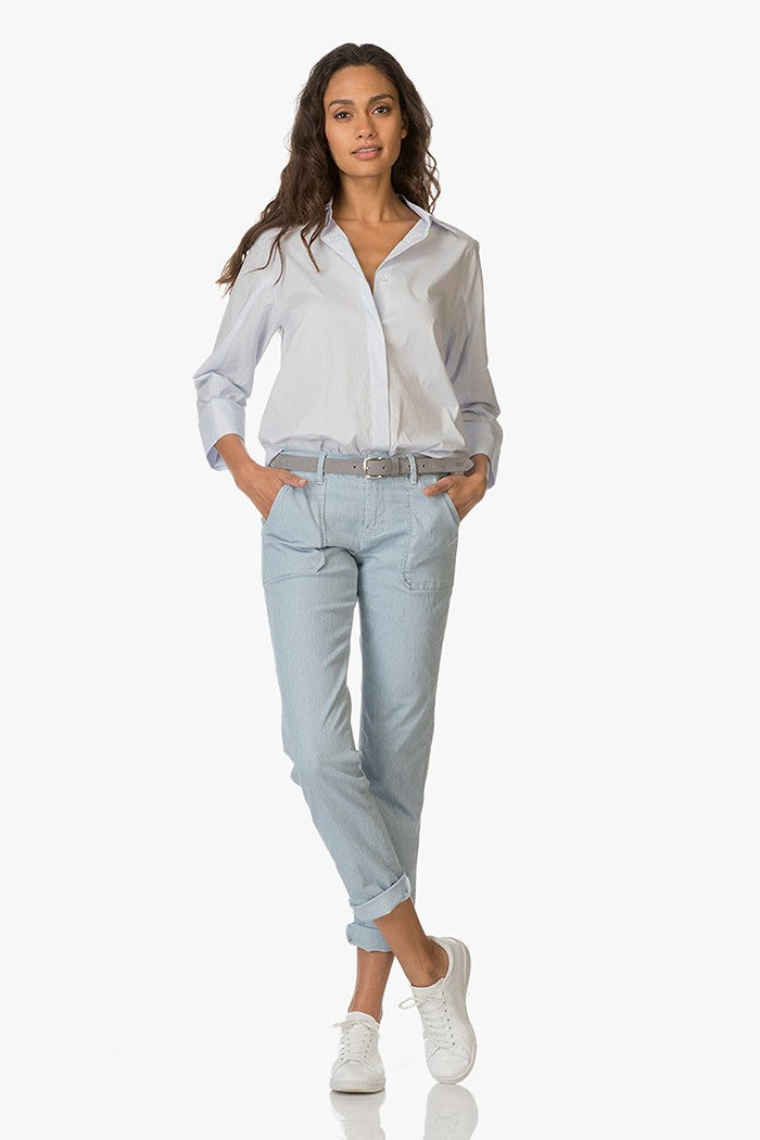 Shop the look fris en clean ton sur ton perfectly basics for Nu trend cleaners