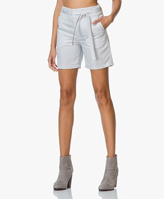 Filippa K Becca Belt Shorts