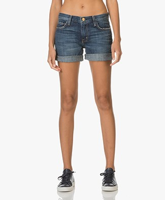 Current/Elliott The Boyfriend Rolled Shorts - Loved