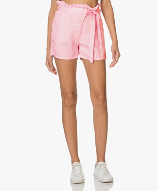 Marie Sixtine Bastian High-waist Shorts - Puff