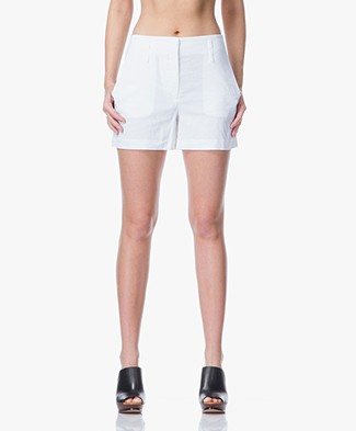 Theory Bonari Crunch Short
