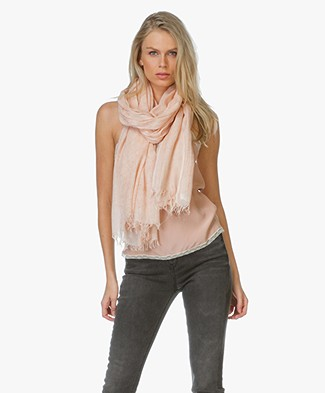 Repeat Modal Scarf - Gloss