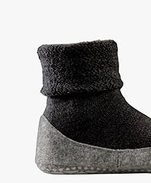 FALKE Cosy Shoe Socks - Black