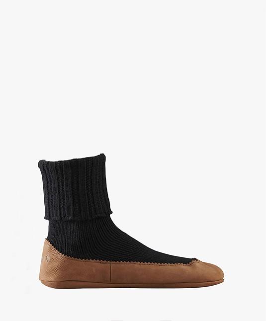 FALKE Cottage Sock - Black