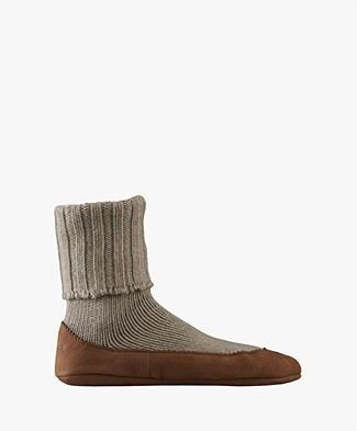 FALKE Cottage Sock - Walnot
