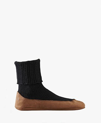 FALKE Cottage Sock - Black