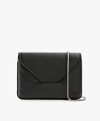Filippa K Tyra Purse - Printed Black