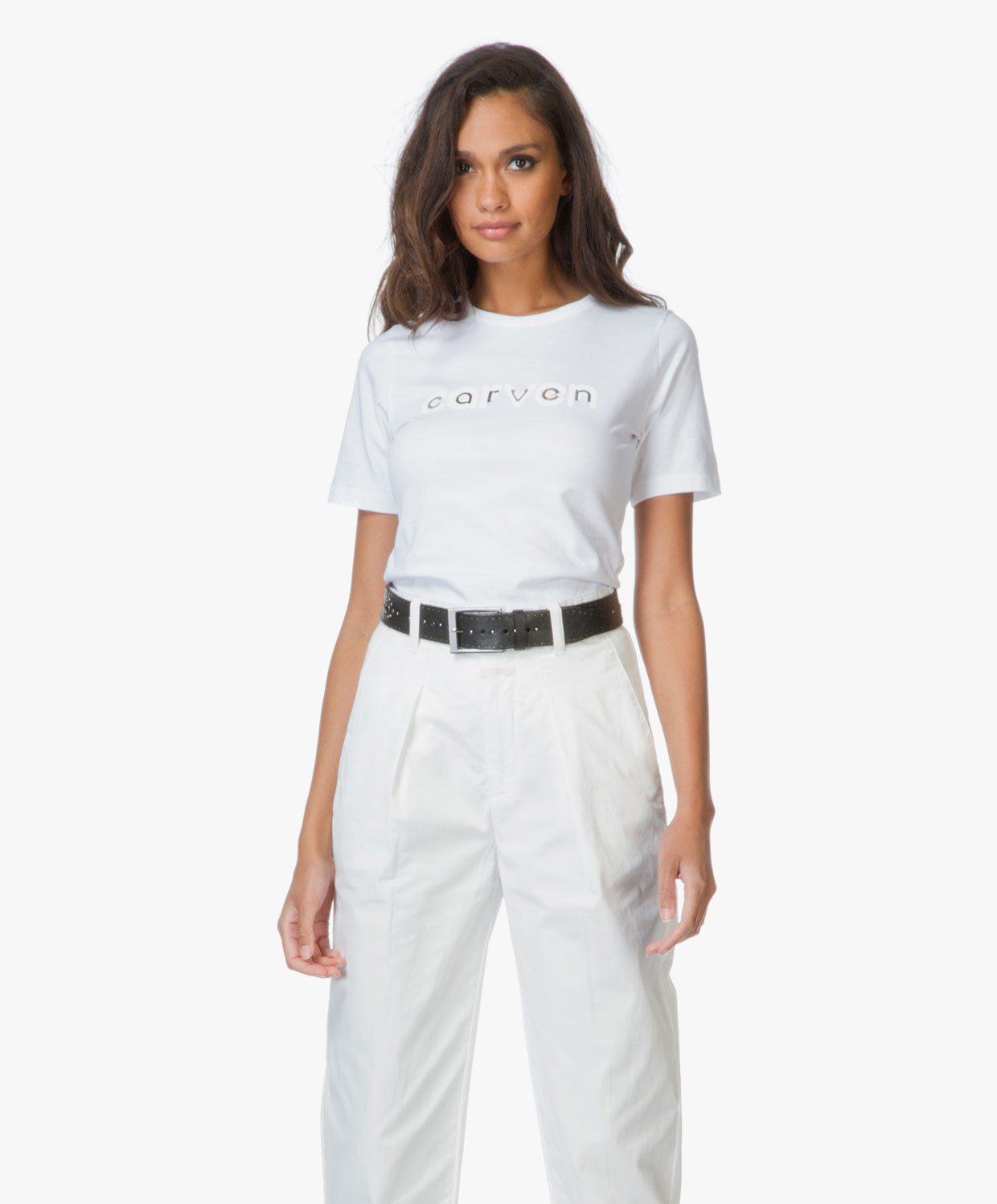 Shop the look clean all white pagina 3 perfectly basics for Nu trend cleaners