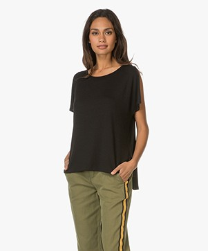 Rag & Bone Jersey Top Mia