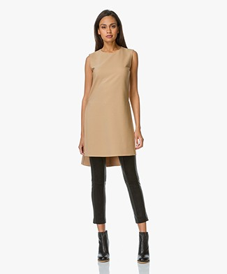 HUGO Cosime Tunic Dress - Open Bruin
