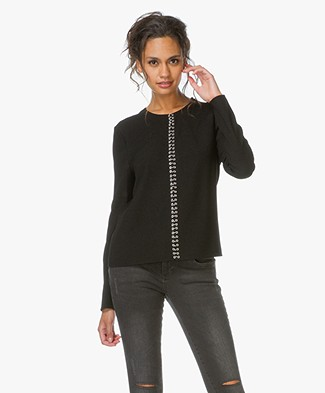 Alexander Wang Long Sleeve Top