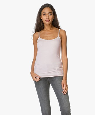 Majestic Soft Spaghetti Strap Top