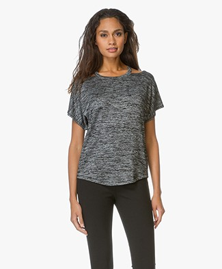 Rag & Bone Cut-Out T-Shirt