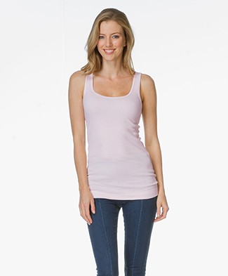 By Malene Birger Ribbed Tanktop Newdawn