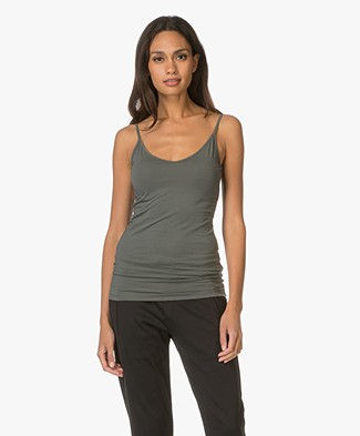 Drykorn Leyla Double V-neck Top