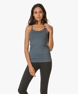 Filippa K Strap Yoga Top - Storm