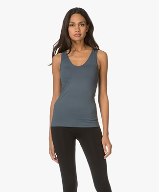 Filippa K Yoga Tank Top - Storm