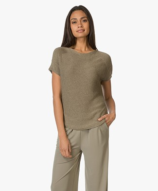 BY-BAR Lily Gebreide Pullover