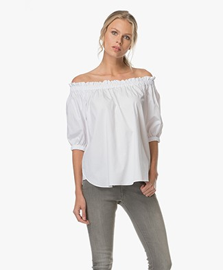 FWSS Young Offenders Off-shoulder Top - Friswit