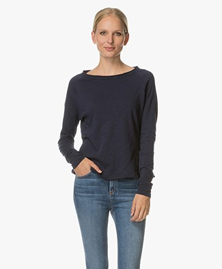 American Vintage Sweater Sonoma - Twilight