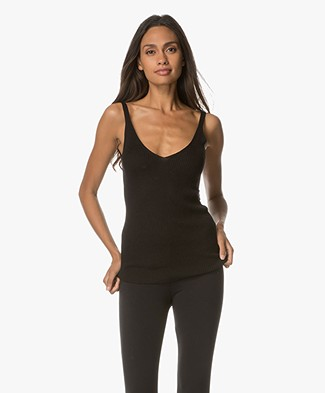 Sincerely Jules Skye Tank - Black