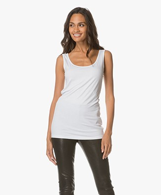 Baukjen Basic Tank Top - Pure White
