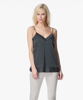 By Malene Birger Maite Zijden Top
