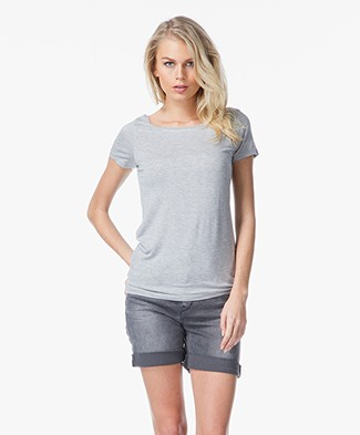 Majestic Round Neck T-shirt