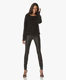 Kyra & Ko Jikke Short Pullover - Black