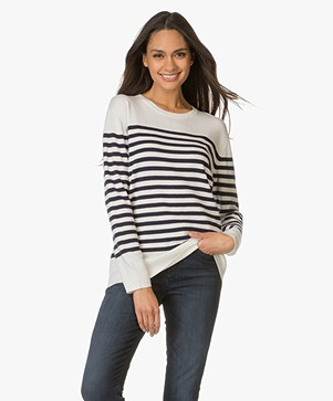 Baukjen Johnson Striped Jumper