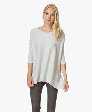Repeat Cashmere Ronde Hals Pullover
