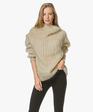 Mes Demoiselles Lampion Pullover