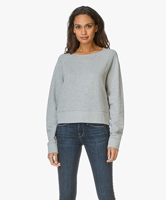 Rag & Bone Raw Neck Pullover